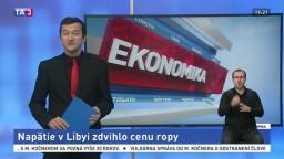 Ekonomické správy z 20. januára
