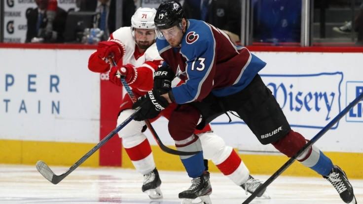 NHL: Colorado hladko zdolalo Detroit, pomohli dvojgóloví strelci