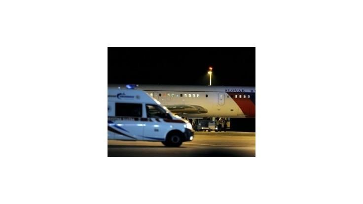 Lietadlo s vyše 150 cestujúcimi malo nad Košicami problémy
