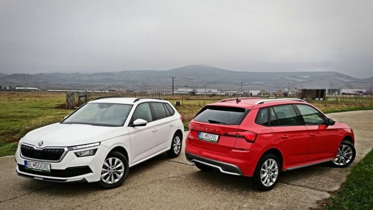 TEST Škoda Kamiq 1.0 TSI 70 kW a 85 kW: Skromnosť mu svedčí