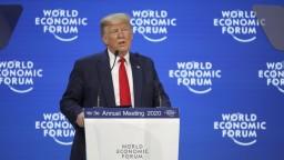 Prejav D. Trumpa na Svetovom ekonomickom fóre v Davose