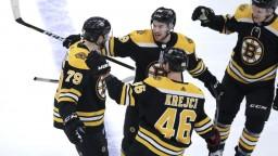 NHL: Boston vyhral. Halák si pripísal druhú asistenciu v sezóne