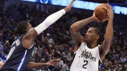 NBA: Clippers si pripísali štvrtý triumf za sebou, v tabuľke poskočili