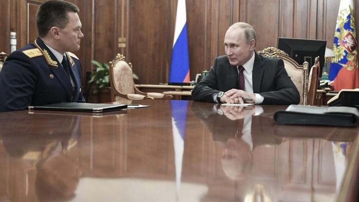 Rusko má nového generálneho prokurátora, uspel Putinov kandidát