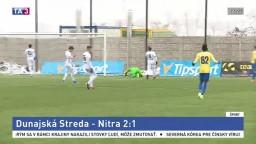 Vedenie Nitranom vydržalo dve minúty, Dunajskej Strede podľahli