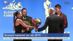 Udelili ocenenie Kanoista roka, za najlepších zvolili Beňuša a Gella