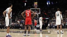 NBA: Bryantovi vzdali úctu, symbolicky mu obetovali 24 sekúnd