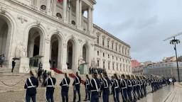 Danko sa stretol so šéfom portugalského parlamentu, vyzdvihol odvahu