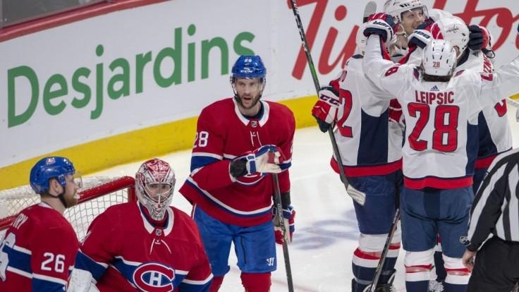 NHL: Tatar asistoval, z výhry sa však tešili Capitals s Pánikom