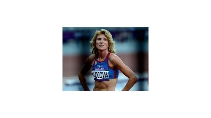 Klocová postúpila do finále na 1500 m v slovenskom rekorde