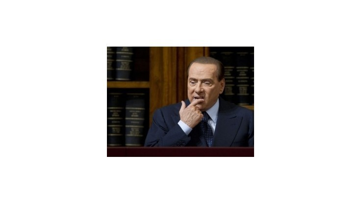 S. Berlusconi: Odchod Talianska z eurozóny by bol katastrofou