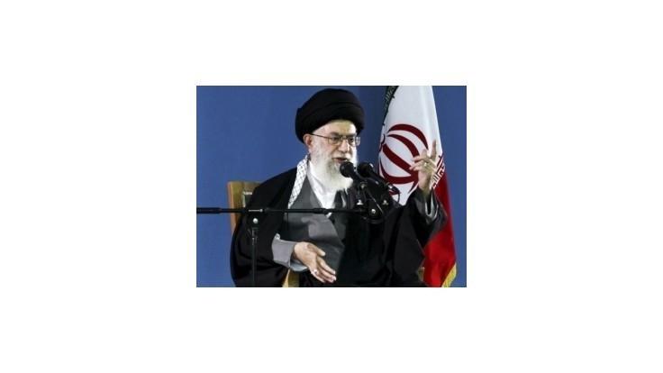Izrael časom zanikne, ubezpečuje Chameneí
