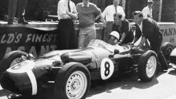 Zomrel legendárny Stirling Moss, pretekár F1