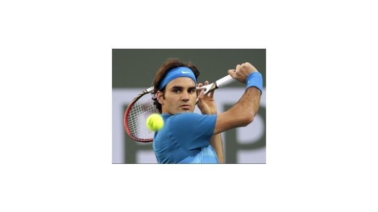 Federer víťazom turnaja v Cincinnati