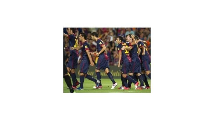 Barcelona excelovala, Real len s bodom