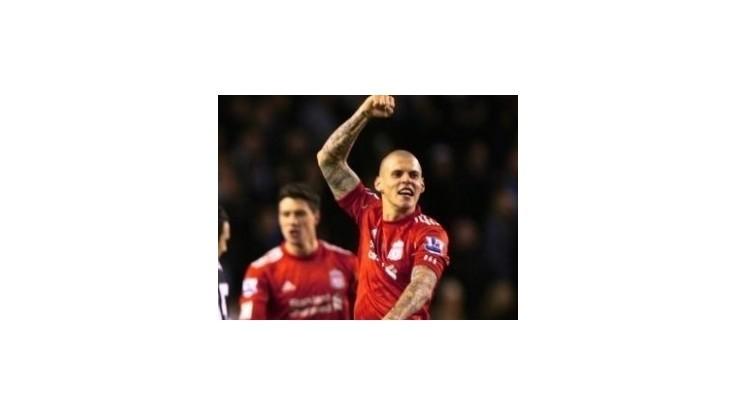 Škrtel podpísal viacročný kontrakt s Liverpoolom
