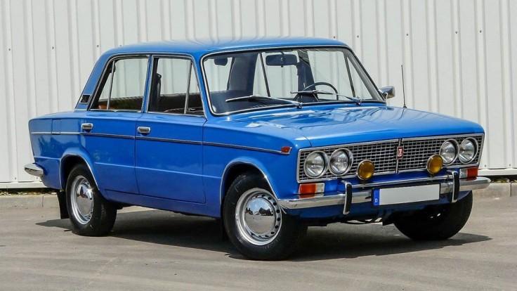 Žiguli má 50 rokov, model 2103 bol symbolom luxusu