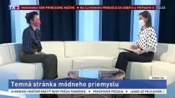 ŠTÚDIO TA3: M. Mareková Kuipers o módnom priemysle