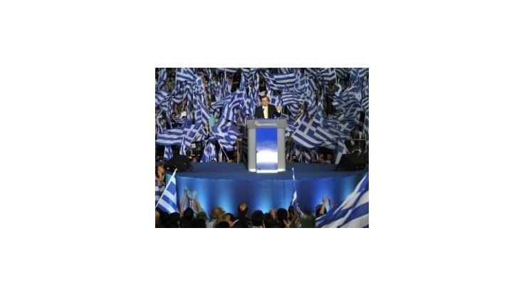 Grécko musí ušetriť ďalšie 2 mld. eur, Samaras žiada viac času