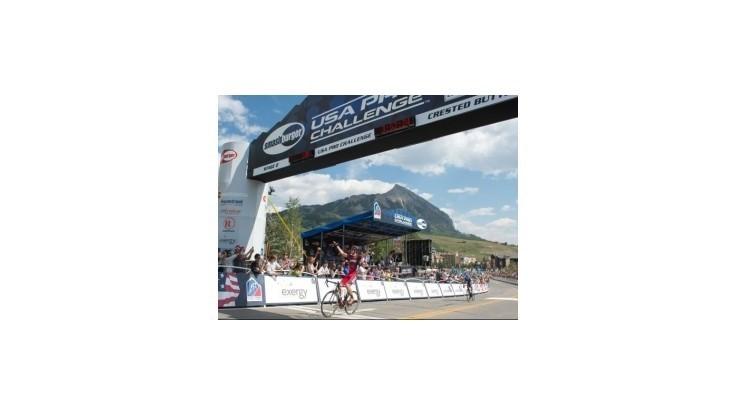 Van Garderen víťazom 2. etapy Pro Challenge, Velitsovci zaostali
