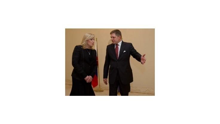 Prieskum: Radičová by v prezidentských voľbách porazila Fica