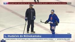 Libor Hudáček sa vracia do KHL, oblečie si dres Nižnekamsku