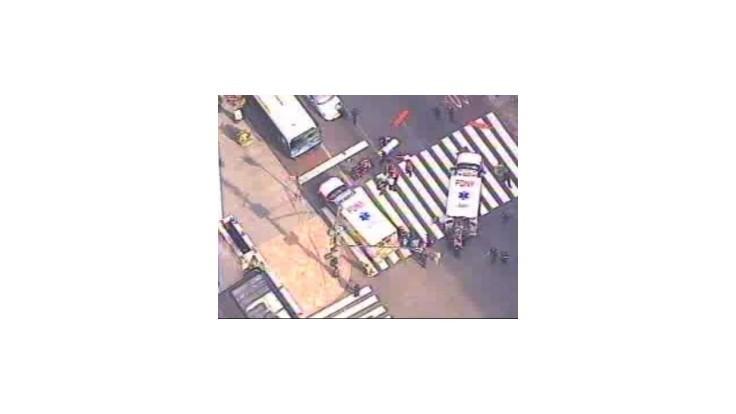 Pred Empire State Building sa strieľalo, zahynuli dvaja ľudia