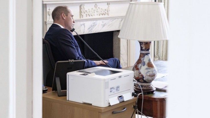 Britský princ prezradil, čo robil počas pandemického lockdownu