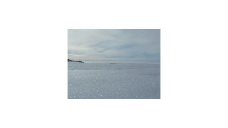 Ľadová čiapočka sa scvrkla na novú rekordnú úroveň