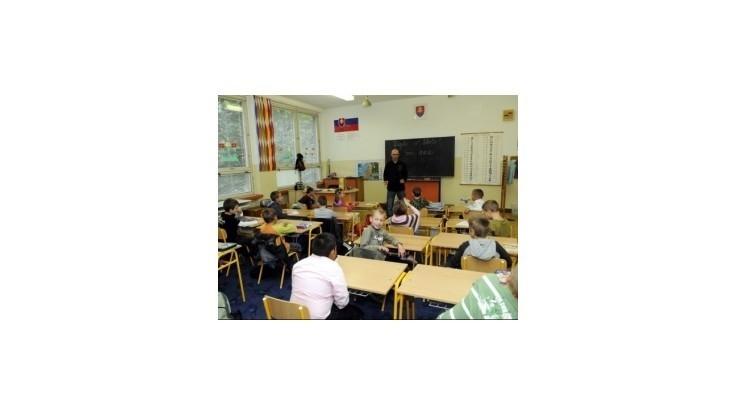 V triedach môže byť od septembra aj 35 či 40 detí