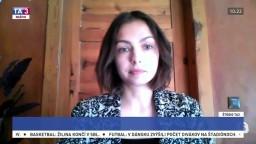 ŠTÚDIO TA3: V. Bellová o procese s vrahom nemeckého politika