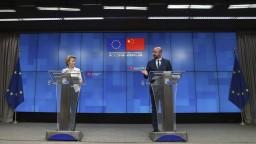 Lídri EÚ sa s Čínou nezhodli, rozdielne názory pretrvávajú