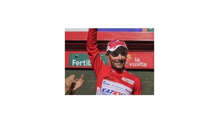 Rodriguez vyhral 12. etapu Vuelty a zvýšil nákok na čele