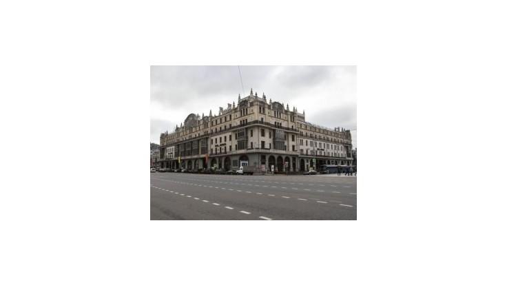 Historický moskovský hotel Metropol vydražili za 275 miliónov dolárov