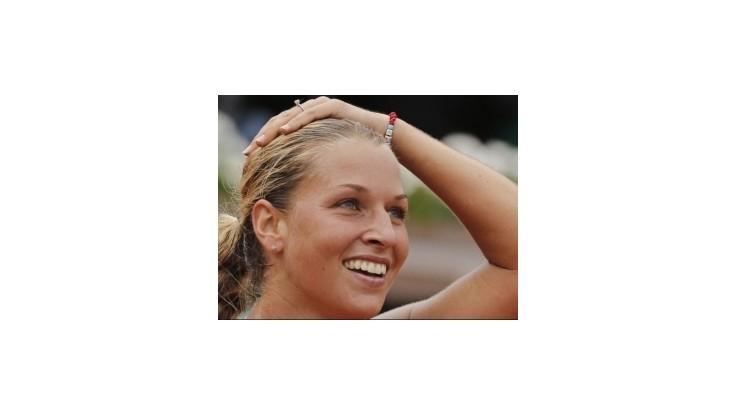 Cibulková prešla cez Jovanovskú do 3. kola na US Open