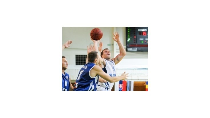 Slovenskí basketbalisti prehrali aj šiesty domáci duel