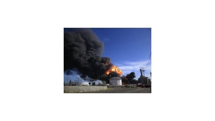 Venezuela obnovila po výbuchu plynu prevádzku svojej najväčšej rafinérie
