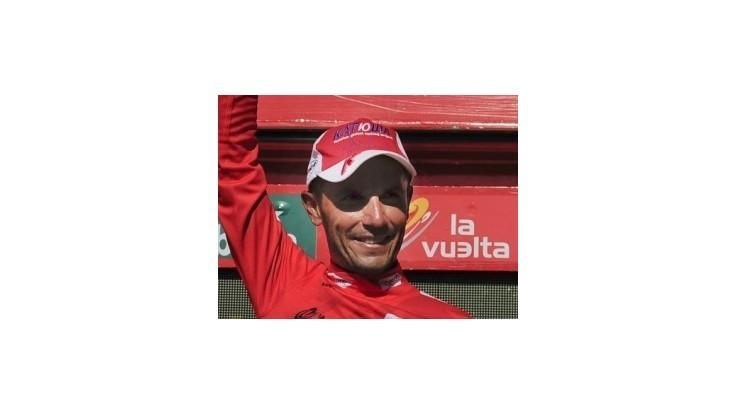 Víťazom 14. etapy na Vuelte líder poradia Rodríguez