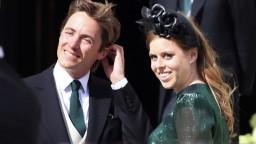 Vydala sa princezná Beatrice. Svadbu sprevádzali opatrenia