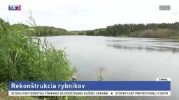 Štát zakročil pri storočných rybníkoch, dočkajú sa revitalizácie
