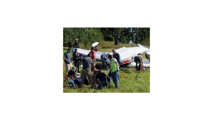 Autor Čajky Jonathan Livingstone Richard Bach prežil haváriu lietadla