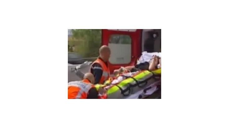 Pri havárii rumunského autobusu zomrelo dieťa
