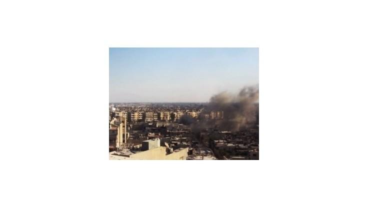 Sýrske vládne sily zaútočili na sunnitskú dedinu, zahynulo 25 ľudí