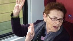 Ako mladé dievča prežila holokaust. Zomrela Edita Grosmanová