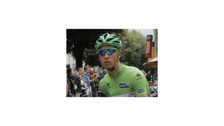 Sagan víťazom v Belgicku, prešprintoval Cavendisha
