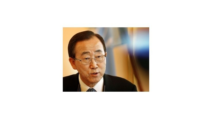 Pan Ki-mun: Ľudské práva v Sýrii porušujú obe strany konfliktu