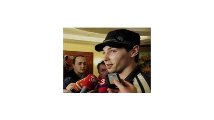 Záborský sa v KHL uviedol gólom