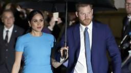 Prezradili, kam sa presťahoval princ Harry s manželkou Meghan