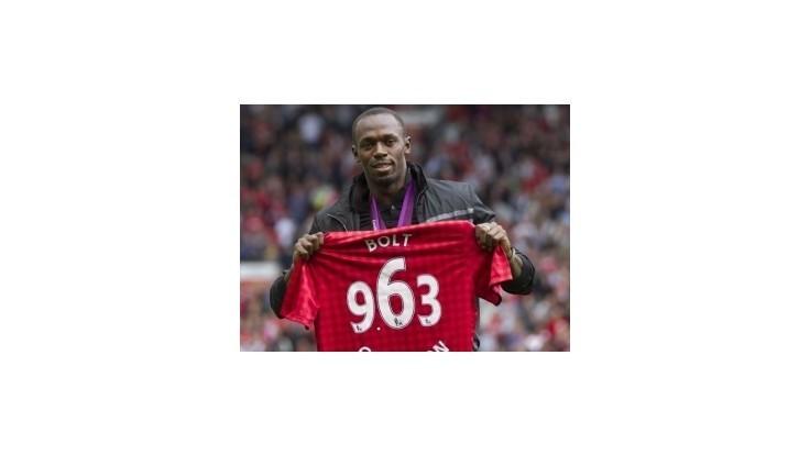 Bolt by mohol nastúpiť za Manchester United v júni 2013