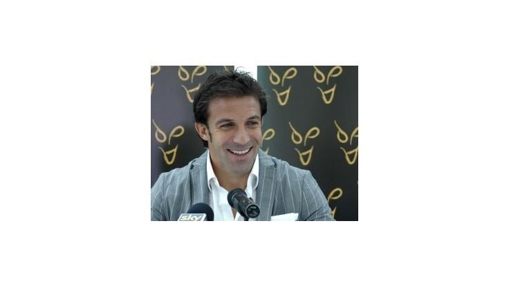 Del Piero bude najlepšie plateným športovcom v Austrálii
